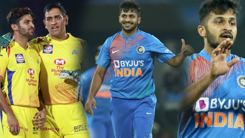 INDvSL  Shardul Thakur  who has been consistently among wickets for the srilanka series