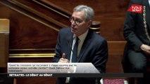 René-Paul Savary, sénateur (LR) de la Marne : « Si vous me dites qu'on n'est pas capables de faire des simulations sur des carrières passées, comment peut-on être capable de faire des simulations sur des carrières à venir ? »