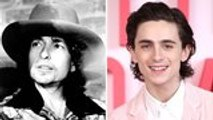 Timothee Chalamet Set to Play Bob Dylan in Biopic | THR News