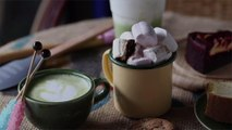 The World's First Marshmallow Cafe Has S'mores Tacos, Cookies, and Plenty of Espresso