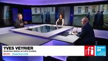 Retraites: «La CFDT fait un totem de la question de l'âge pivot» (Yves Veyrier, Force ouvrière)