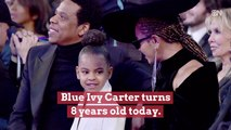 Blue Ivy Is The Birthday Girl