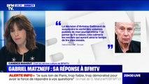 La réponse de Matzneff après que Gallimard a décidé d'interrompre la commercialisation de ses ouvrages