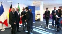 Libye : les Européens appellent à un cessez-le-feu