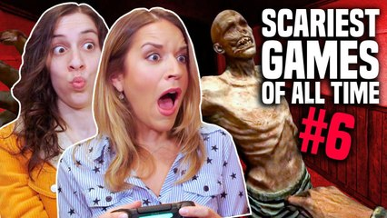 Outlast is Horrifying! | Playing the Top 10 Horror Games of All Time