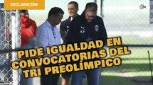 Peláez pidió paridad y apoyo en los criterios para las convocatorias del Preolímpico | Conferencia