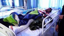 Une bousculade fait cinquante morts aux funérailles du général Soleimani