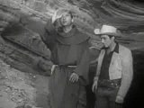 Vintage Gunfighter, Fist Fight Movie with Jim Davis (1957)