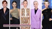 Margot Robbie, Scarlett Johansson Twice Nominated for 2020 BAFTA Awards, Jennifer Lopez Snubbed