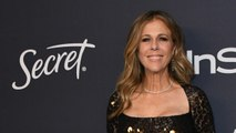 Rita Wilson's Hair And Makeup Team Showed Up Late For The Golden Globes