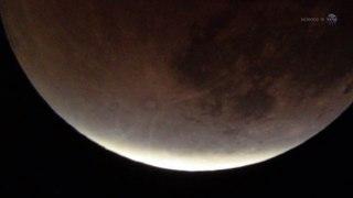 El eclipse penumbral de Luna de mañana será visible en España