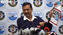 BJP made Delhi 'garbage capital of India' :  Arvind Kejriwal
