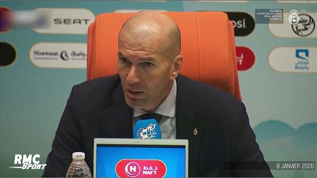 Real Madrid : Zidane congratule Jovic et Isco