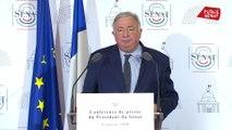 Gérard Larcher rappelle que le Sénat va formuler des propositions pour la future réforme territoriale