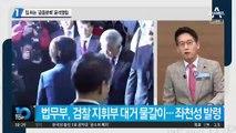 짐 싸는 '공중분해' 윤석열팀