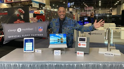 CES 2020 Opening Day with Mario Armstrong