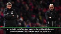No quick fix for United to match City or Liverpool says Solskjaer