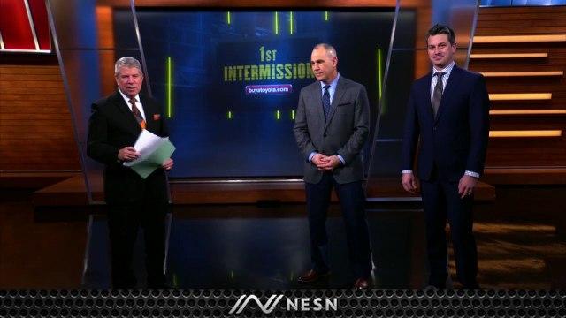 David Pastrnak Pots NHL-Leading 32nd Goal Of Season Early Vs. Predators