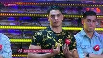 ¡El flechado de Neyma ha bailado con Sebastián Yatra y J Balvin! | Enamorándonos