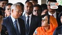 SPRM dedah rakaman panggilan telefon Rosmah 'marah' Najib