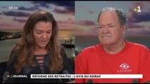 Réforme des retraites : le point de vue d'Emile Vernier