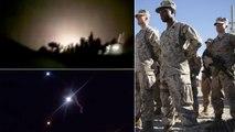 அமெரிக்க விமான படை தளம் மீது ஈரான் ராக்கெட் தாக்குதல்