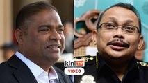 SPRM dedah perbualan Azeez dan Dzulkfli bincang siasatan 1MDB, kaitan Tabung Haji