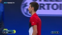 Djokovic continues winning form with Garin victory