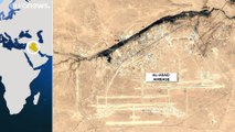 Iran feuert Raketen auf US-Truppen im Irak