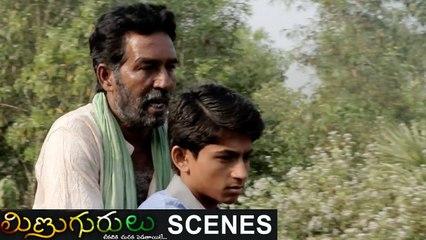 Raju gets dropped at the orphanage _ Minugurulu Telugu Movie Scenes_ Ashish, Suhasini