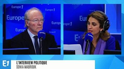 Brice Hortefeux - Europe 1 mercredi 8 janvier 2020
