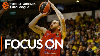 Mike James, CSKA: 'At this point, it's just winning'