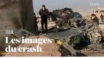 Un Boeing 737 ukrainien s'écrase en Iran après son décollage