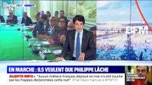En marche : ils veulent que Philippe lâche - 08/01