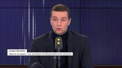 Jordan Bardella - Franceinfo mercredi 8 janvier 2020