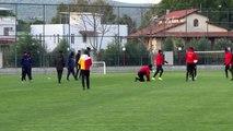 Göztepe'de Eren Derdiyok, Yasin Öztekin ve Veli Çetin Antalya'ya götürülmeyecek