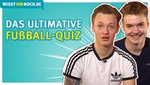 Nur wahre Fußballexperten können in diesem Quiz bestehen ⚽️