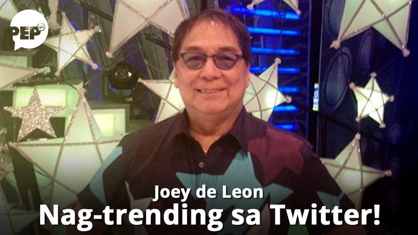 Joey de Leon na-bash uli dahil sa komento sa babaeng flight attendant | PEP Hot Story