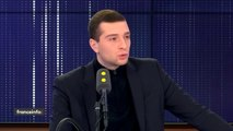 """Affaire Matzneff : """"Profitons-en pour faire le ménage de fond en comble"""", suggère Jordan Bardella (RN)"""