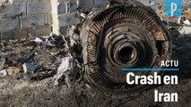 Iran : plus de 170 personnes meurent dans le crash d'un Boeing ukrainien