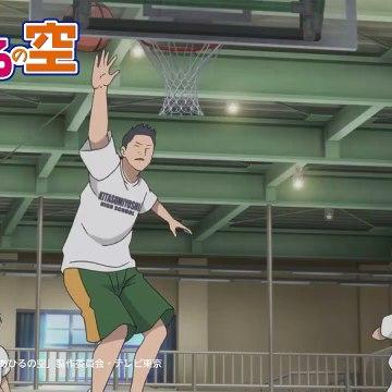 TVアニメ「あひるの空」第15話「男の心意気」予告