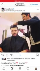 Kev Adams surprend ses fans en changeant radicalement de coupe de cheveux