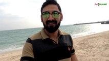 Kuwait sea beach video 2019 l Beauté du bord de mer du Koweït I Kuwait Beach I Vidéo de la plage de la mer du Koweït