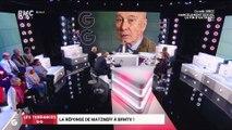 Les tendances GG : La réponse de Matzneff à BFMTV - 08/01