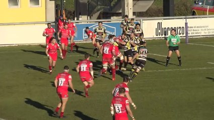 Highlights: Rugby Calvisano v Leicester Tigers