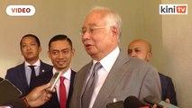 Itu biasa, bukan kena marah dengan Rosmah - Najib