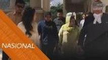 'I have nothing to say' - Rosmah Mansor