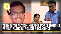 Autistic Teen Missing for 3 Months, Family Allege Police Negligence