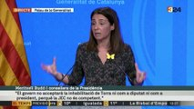 El govern, disposat a facilitar la pres`encia d'Oriol Junqueras a Estrasburg
