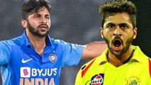 IND vs SL2nd T20   Shardul Thakur got 3 wickets in an over and claims his spot in the team